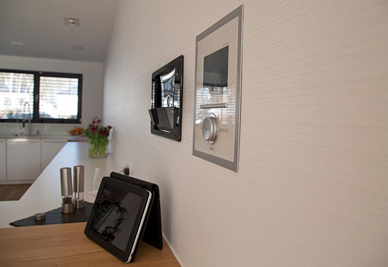 KNX projekt Koeln Junkersdorf Smart Remote